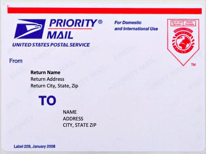 Post Box Shipping
