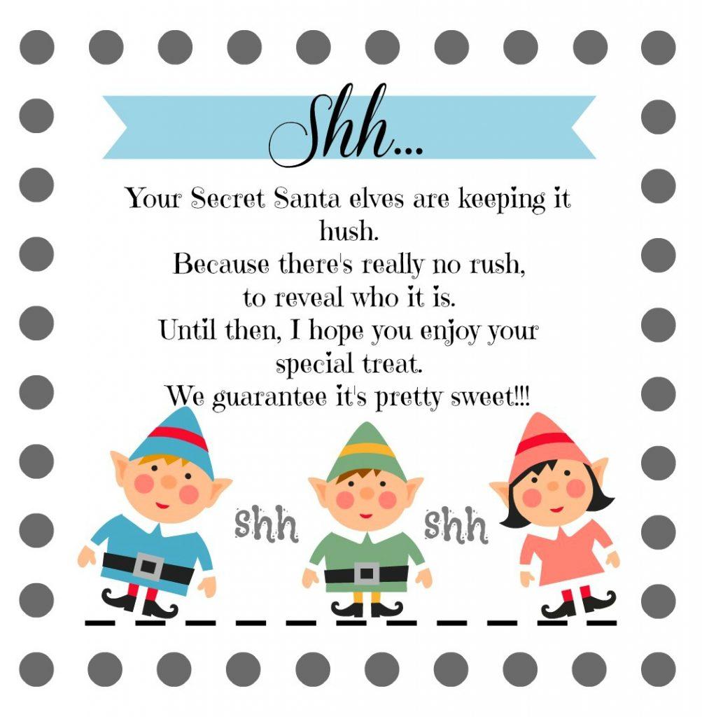 Santa clues for kids