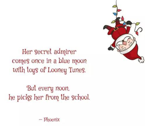 short clue christmas
